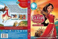W50 Produções CDs, DVDs & Blu-Ray.: Elena De Avalor - Pronta Para Reinar - Lançamento ...