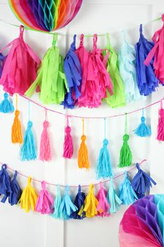 DIY Tassel Garland (with Pictures)