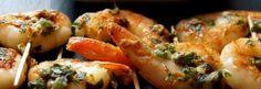 Crevettes à l'ail, recette Dukan PP par spicy - #Dukan #regimeDukan