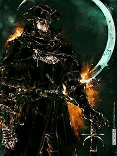 Leonhard,DSIII персонажи,Dark Souls 3,Dark Souls,фэндомы
