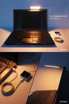 Great design ideas with the oled diy kit by lg display oled do this is the lg chem oled light 100x100 diy kit connect micro 5 pin ac solutioingenieria Image collections