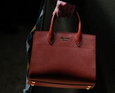 Prada Launched Two Big New Bags on Its Fall 2016 Runway and They're Available Now