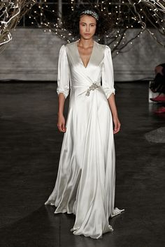 The beautiful Jenny Packham 2014 Collection - Read more on One Fab Day: http://onefabday.com/jenny-packham-2014-collection/