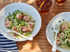 Get a little experimental with your cooking, but still get dinner on the table fast with these summer recipes from Food Network.