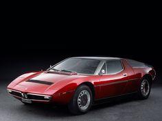 1971-78 Maserati Bora