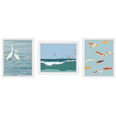 Jorey Hurley Bundle Paintings ($199) ❤ liked on Polyvore