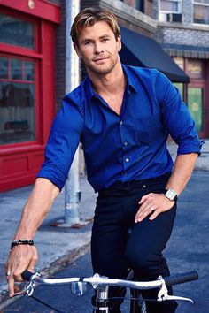 ~~#ChrisHemsworth #TAGHeuer ~ source: fromhiddleswithlove.tumblr.com~~