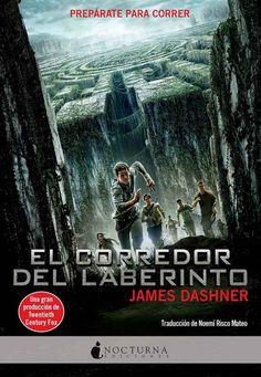 Reseña: El corredor del laberinto, de James Dashner http://hidden-book.blogspot.com.es/2015/04/resena-el-corredor-del-laberinto-james.html