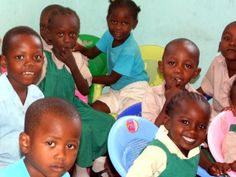 Mustard Seed Project (Kenya) Small Africa Charity