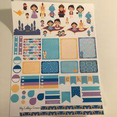Disney Planner Stickers Erin Condren Life by LittlePixiePaperie