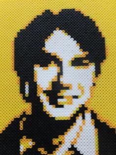 Perler Bead Portrait Collection BIG BANG por MostFavoriteAunt