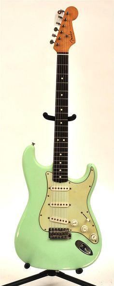 Fender Stratocaster '62, reissue