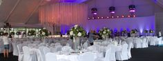 and the wedding marquee inside..... more at http://mastatents.com/our-products/wedding-marquee.html