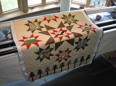 Eagle Scout Quilt | Towerhouse Quilts