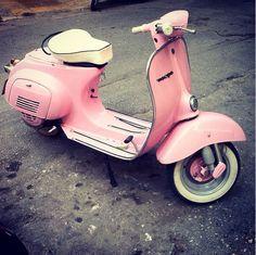 Vespa - I want that