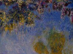Wisteria - Claude Monet