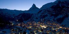 Zermatt and Matterhorn Zermatt, Ski, Luxury Travel, Time Travel, Switzerland, Mount Everest, Diva, Scenery, Heaven