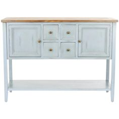 Find a home for all that clutter in your living room, entryway, or dining room with the Safavieh Charlotte Storage Sideboard . Rustic Sideboard, Sideboard Table, Console Table, Home Living, Living Rooms, Finding A House, Dining Room Furniture, Online Furniture, Cozy House
