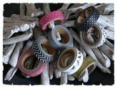 Masking Tape 2013 Masking Tape, Washi Tape, Napkin Rings, Crafts, Decor, Duct Tape, Manualidades, Decoration, Handmade Crafts