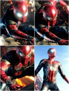 Spiderman: Avengers Infinity Wars Part 1