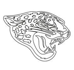 jacksonville jaguars coloring pages new logo | Kansas City Chiefs helmet | Kansas City Chiefs Coloring ...