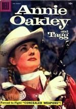 Annie Oakley and Tagg (Dell comic book) - 15 issues