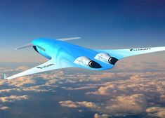 The plane which could mean non-stop flights from the UK to Australia (but you'll have to wait until 2050 to try it) [The Future of Aviation: http://futuristicnews.com/tag/aircraft/]