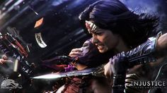 Injustice Gods Among Us Harley Quinn and Wonder Woman