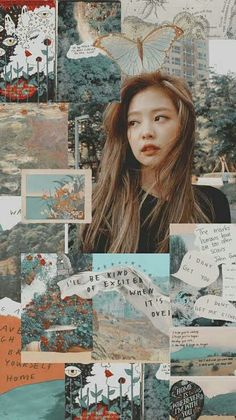 From bts to exo , nct and blackpink Doesn't matter Whatever you want :) Tumblr Wallpaper, Pink Wallpaper, Iphone Wallpaper, Aesthetic Header, Kpop Aesthetic, Kim Jennie, Vaporwave Anime, Blackpink Photos, Blackpink And Bts