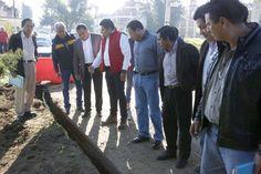 Invertirán 32 millones de pesos para Sustitución de la Red Secundaria de Agua Potable en Milpa Alta