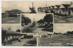 Caister Holiday Camp Norfolk Vintage Real Photo Multi View Postcard 13 FOR SALE • £3.99 • See Photos! Money Back Guarantee. See my listings for more vintage postcards.Postcard is good condition.I ship Worldwide & Combine Postage.Please email any questions you may have about this item. 322272971113