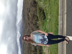 Loved this outfit in new zealand, going for afternoon tea at the chateau