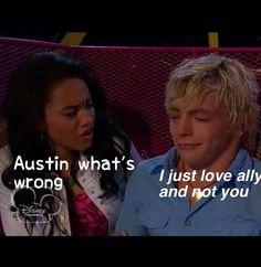 Aww Kiera's a mistake Austin!