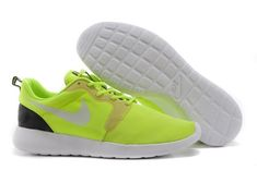 hot sale online 6b189 d767c Buy Clearance Nike Roshe Run Hyperfuse Fluorescent Green Shoes Reflective  New Roshe Run Hyperfuse Mesh And Suede Uppers Shoes Onl from Reliable  Clearance ...