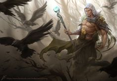 Warlock-low by derrickSong on DeviantArt