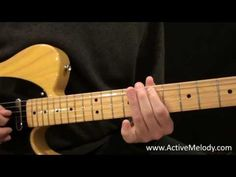 An Easy Guitar Solo in the Major Pentatonic Scale (Key of E).  See more videos at: www.playleadguitarvideos.com