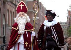 Foto Sankt Nikolaus und Knecht Ruprecht Foto