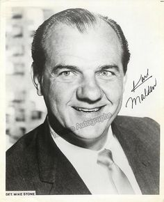 Serbian-American actor with a career that spanned over 7 decades, most famous for his role in the TV crime drama The Streets of San Francisco. Signed photo, 8 x 10 inches, excellent condit Old Movie Stars, Classic Movie Stars, Classic Films, Old Hollywood Stars, Classic Hollywood, Hollywood Scenes, Famous Men, Famous Faces, Tv Actors