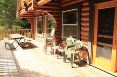 Ruby Peak Haven #34   Wallowa Lake Log Home Cabin Rental   Log home
