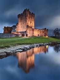 Image result for Castles in Kerry Ireland