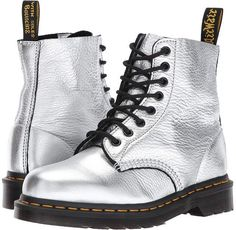 Dr. Martens Pascal Metallic 8-Eye Boot
