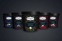 New Lovingtons ice cream
