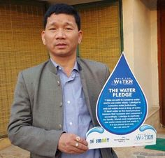 WALK FOR WATER is delighted to inform you that 'WALK FOR WATER Ambassador, Shri. KHALIKHO PUL, took oath as Chief minister of Arunachal Pradesh, last night. We wish him the very best. We are sure that the state will progress by leaps and bounds, under his leadership. Walk for water is a social awareness campaign to save water and restore ecological balance. Join this noble cause. I am already joined what about you ??, when are joining !!! THE BIGGEST WALKATHON – 2016