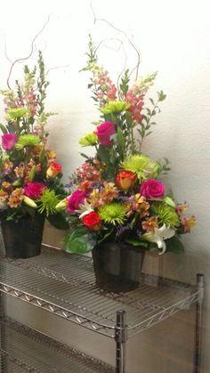 Vibrant Vigor Arrangement Vibrant, Gallery, Flowers, Plants, Roof Rack, Flora, Royal Icing Flowers, Floral, Plant