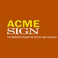 Acme Sign Inc. Offers Two Year Warranty For Signage Services And Installation