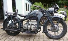 Zündapp KS600 at Vintage German Motorcycles