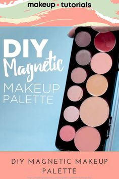 Get ready to depot your powder or cream products because you'll surely get hooked, you might find yourself depotting everything from your collection. There are a lot of ways to create a magnetic makeup palette, however, in this tutorial, we will show you how an old watercolor case can be upcycled to something really useful and chic!