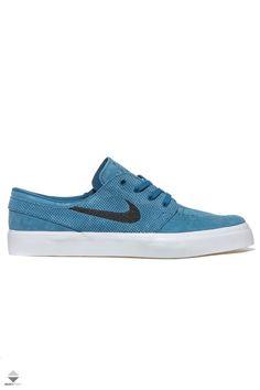 Buty Nike Zoom Stefan Janoski HT Nike Zoom Stefan Janoski, Nike Skateboarding, Nike Sb, Vans, Industrial, Sneakers, Blue, Shoes, Fashion