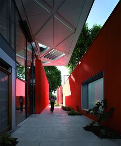Maggie's Centre, a cancer care centre in London designed by architects Rogers Stirk Harbour + Partners - Project Architect - William Wimshurst Healthcare Design, Stirling, Dezeen, Building Design, Interior Architecture, Interior Design, Centre, Outdoor Decor