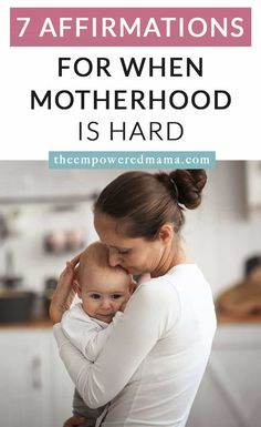 Some days motherhood is just straight up difficult, and we need a little extra help to get us through. Here are some affirmations for when motherhood is hard, write them out, repeat them and let them remind you it's is okay. Gentle Parenting, Parenting Quotes, Parenting Advice, Programming Tools, Negative Words, First Response, Happy Photos, Feeling Lost, Attachment Parenting